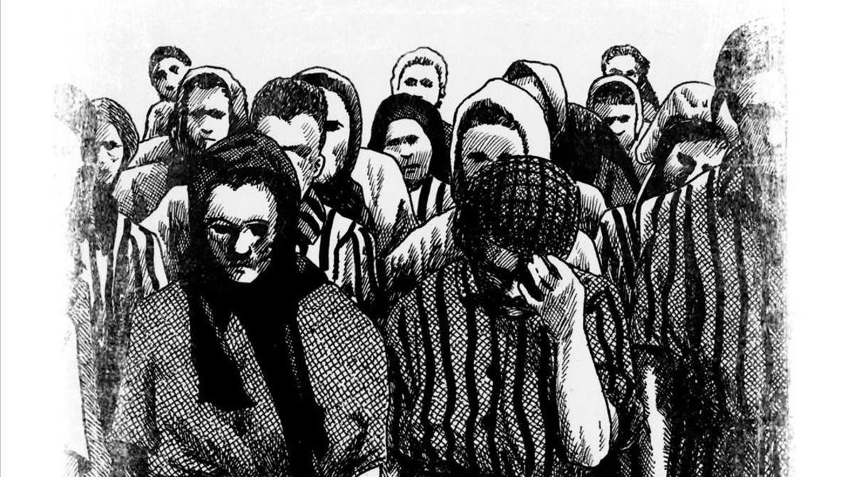 Página de 'Deportado 4443', del escritor y periodista Carlos Hernández y el dibujante Ioannes Ensis.