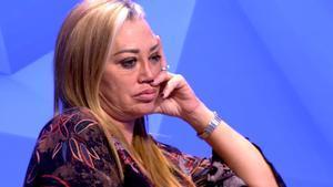 Belén Esteban s'enfada amb la direcció de 'Sálvame' per una pregunta: «Em sembla vergonyós»