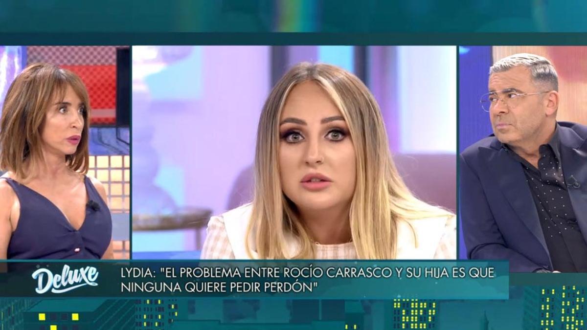 El 'Deluxe', contra Rocío Flores (T-5).