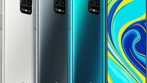 Xiaomi modelo Note 9S.