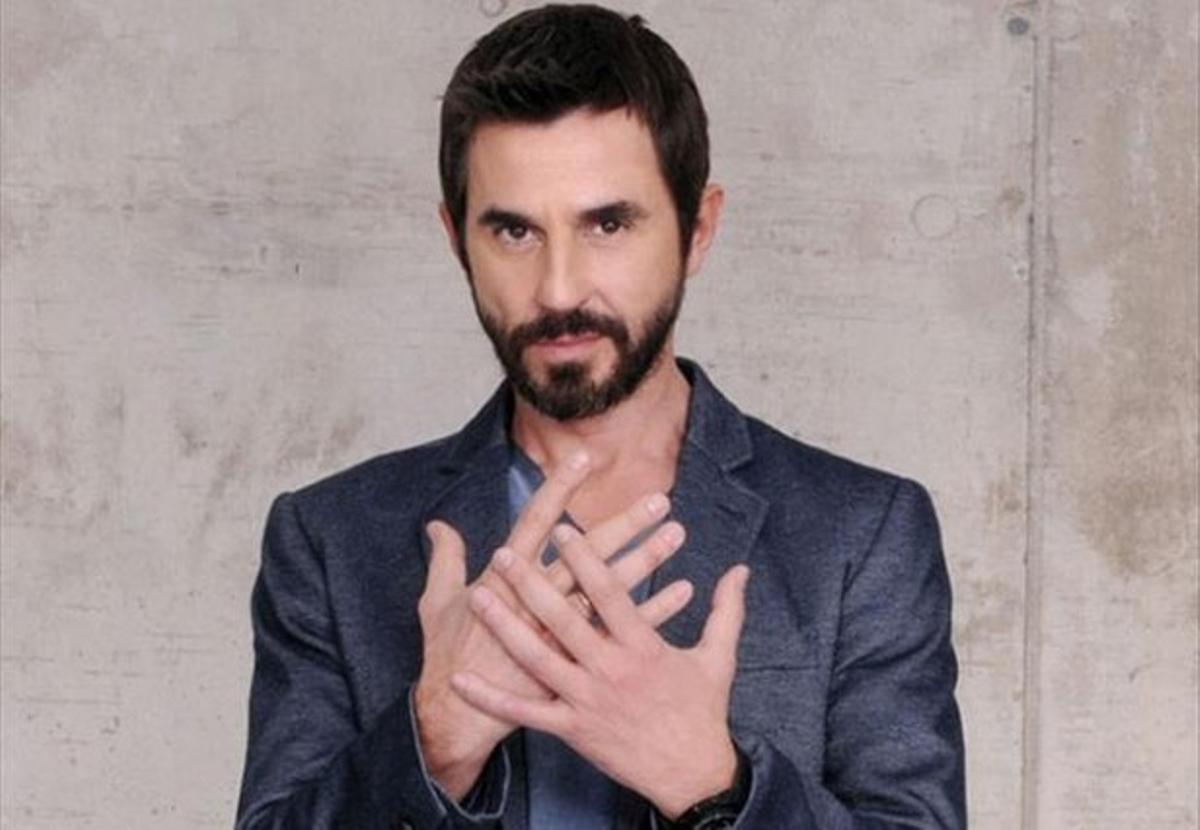 El actor Santi Millán, protagonista de la serie 'Frágiles' (T-5)