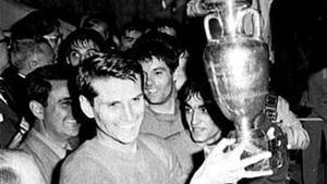 Facchetti fue el capitán de la Italia campeona, en 1968.