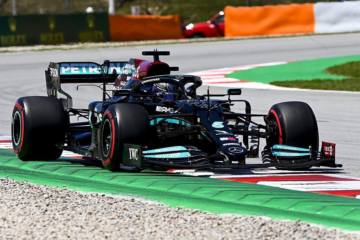 Lewis Hamilton ha sido el más rápido en la 'qualy' de este mediodía.