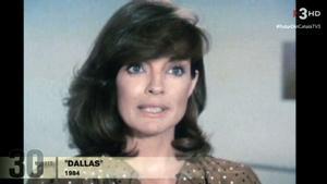 Sue Ellen, el 'pendó' de 'Dallas'.