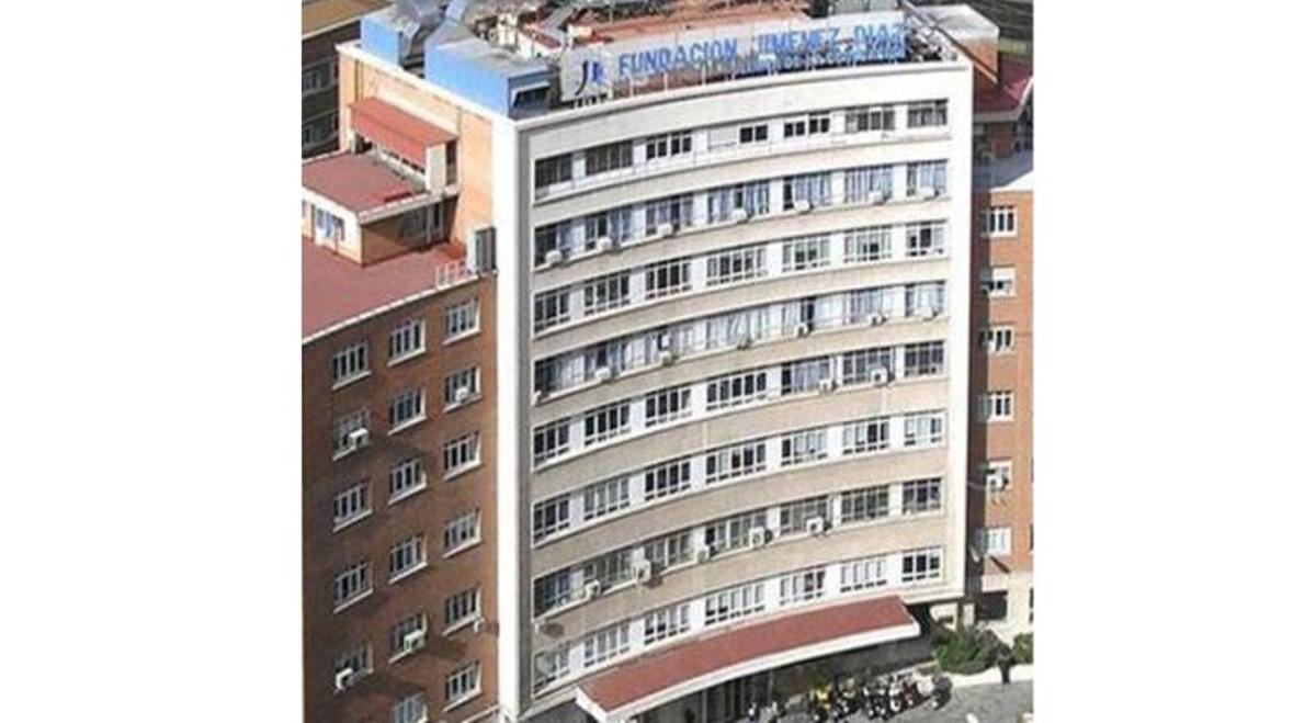 La Fundació Jiménez Díaz, millor centre hospitalari en la sèrie històrica 2015-2019 de l'Índex d'Excel·lència Hospitalària de l'Institut Coordenades