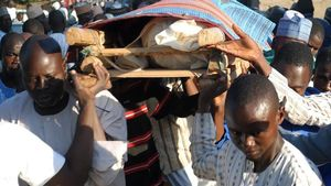 Almenys 50 persones mortes en un atemptat en una mesquita de Nigèria