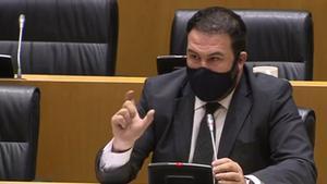 Un diputat de Bildu condemna el «terrible» atemptat d'ETA del qual va ser víctima un parlamentari de Vox