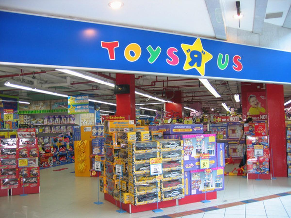 Tienda de Toys 'R' Us.