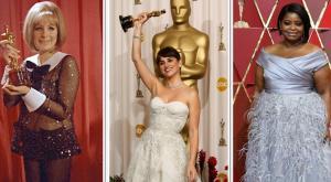 ¡Alfombra y acción!: vestidos que han hecho historia en los Oscar