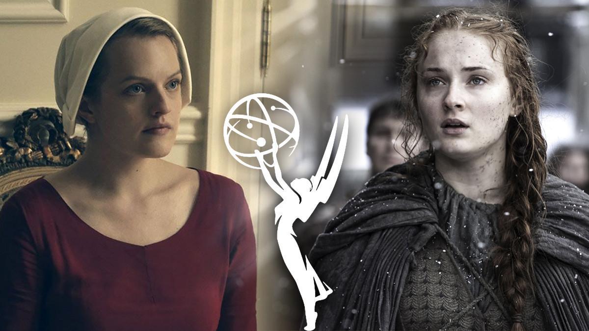 'El cuento de la criada' y 'Juego de tronos', nominadas en los Emmy 2018.