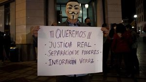 'V de Vendetta' en un món confinat