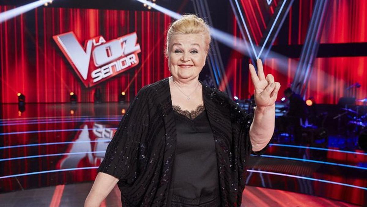 La final de 'La Voz Senior' lidera discretament sobre el fluix últim debat de 'La casa fuerte'
