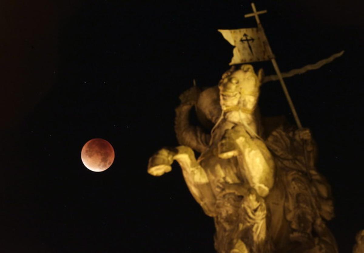 Imagen de la catedral de Santiago de Compostela.