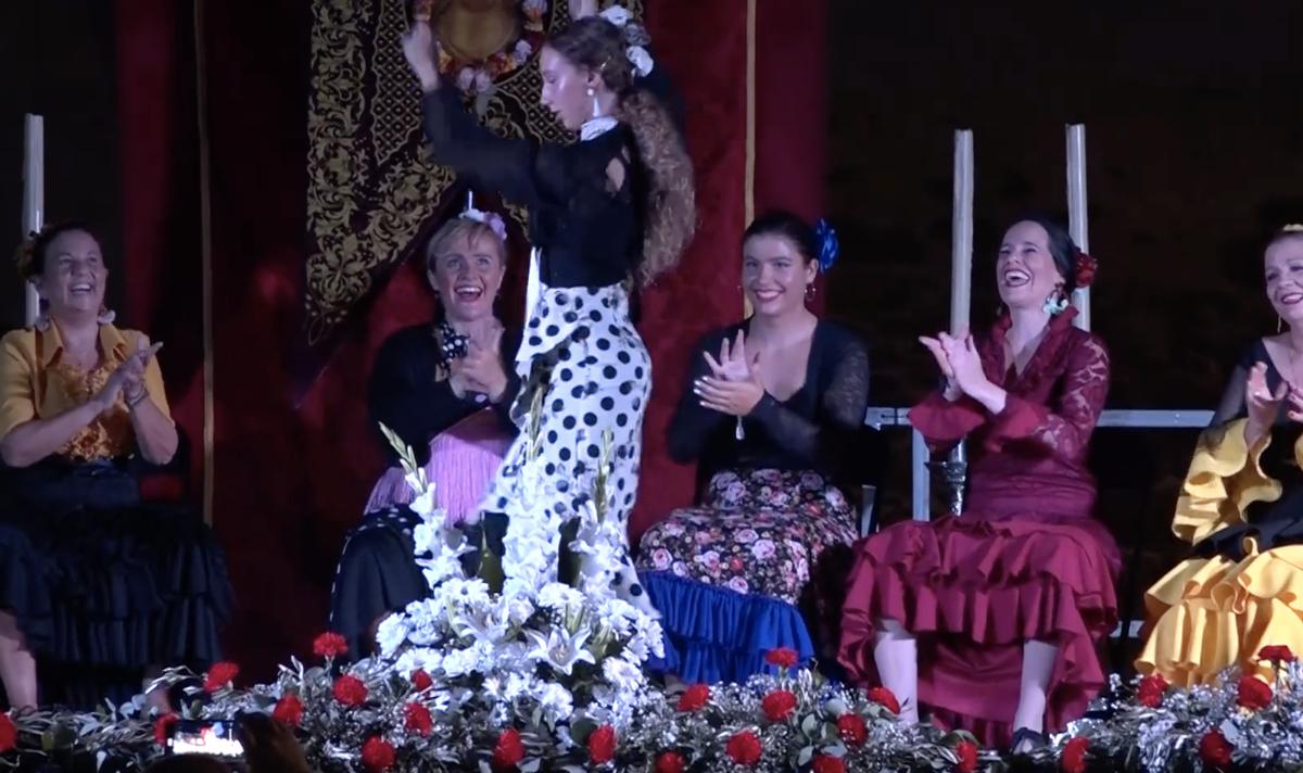 El Centro Cultural Raíces de Andalucía de Viladecans celebra la 'Noche Romera'