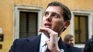 """Rivera: las encuestas electorales muestran un cambio """"estructural más que coyuntural"""""""