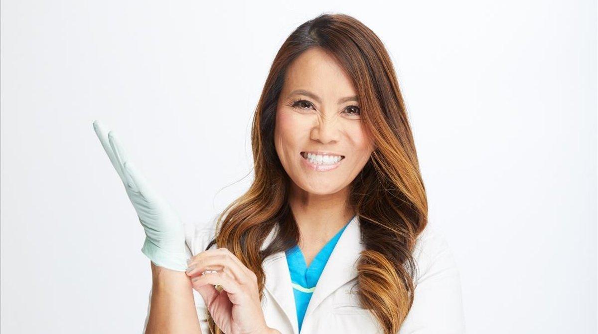 La doctora Sandra Lee