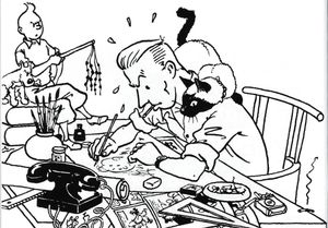 Paraula d'Hergé