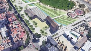 El túnel de Glòries serà transitable abans d'acabar el 2021