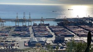 El port aprova el seu pla d'actuació ferroviària
