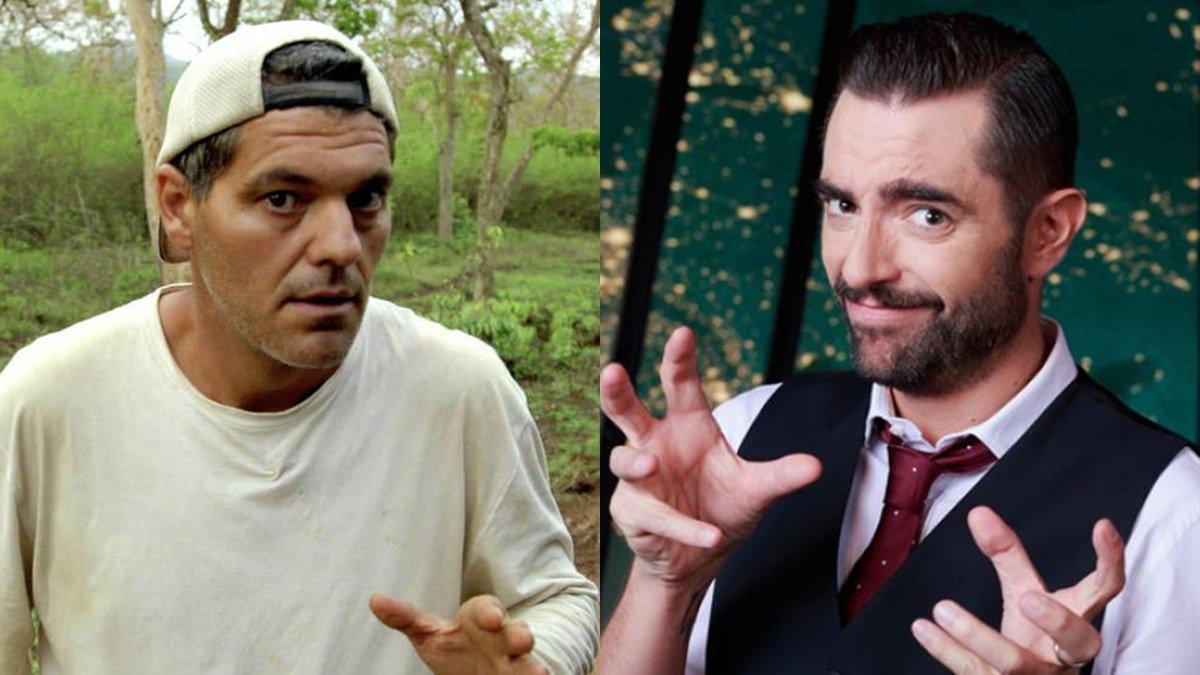 """Frank Cuesta, contra Dani Mateo: """"No tienes huevos a limpiarte con la estelada"""""""