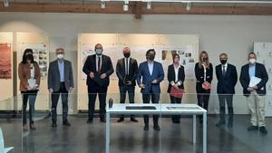 Municipis de l'arc metropolità s'uneixen per deixar de ser «el pati del darrere» de Barcelona