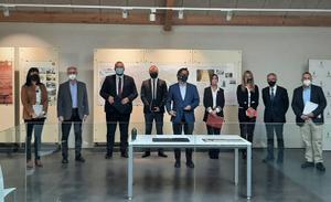 Los alcaldes firmantes de la Declaració de Martorell.