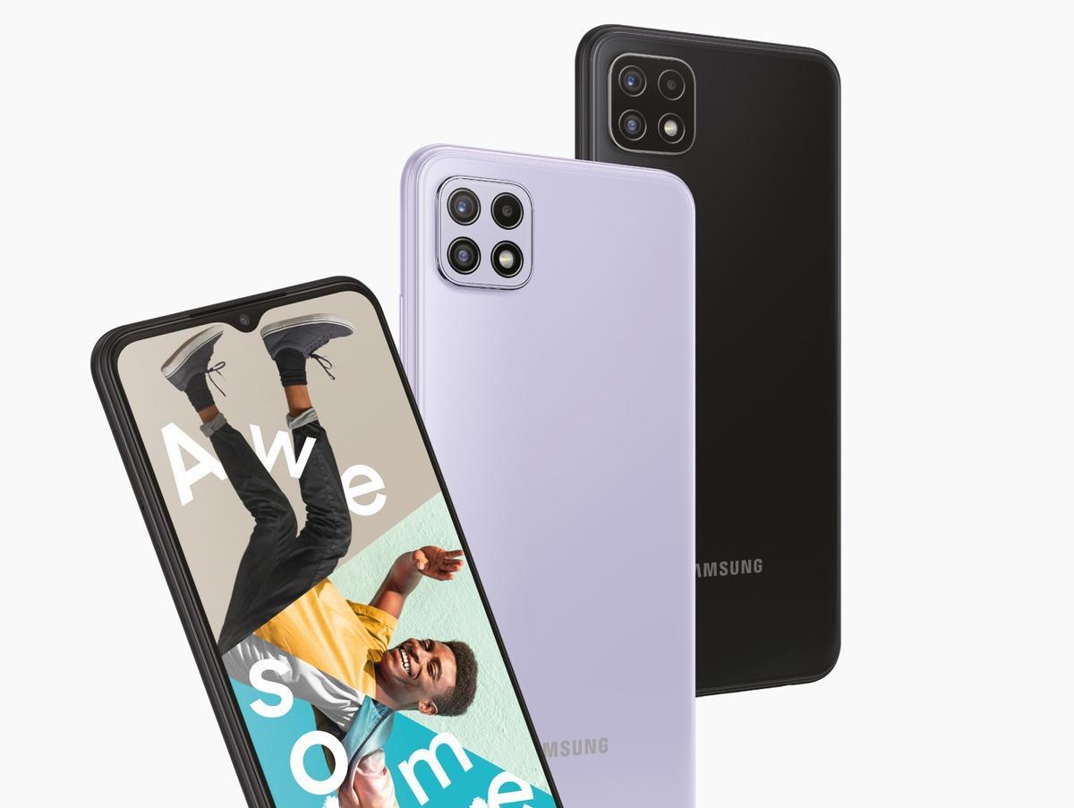Nuevo modelo de Samsung.