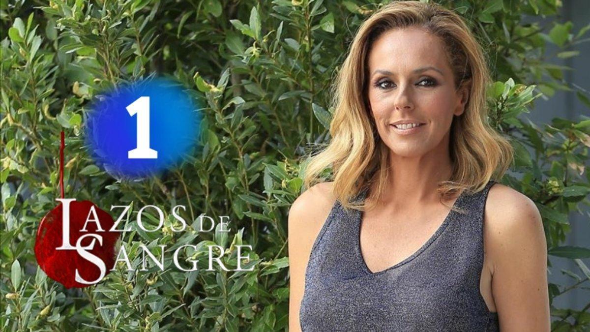 Rocío Carrasco, el nuevo fichaje de 'Lazos de Sangre', el programa presentado por Boris Izaguirre en La 1 de TVE.