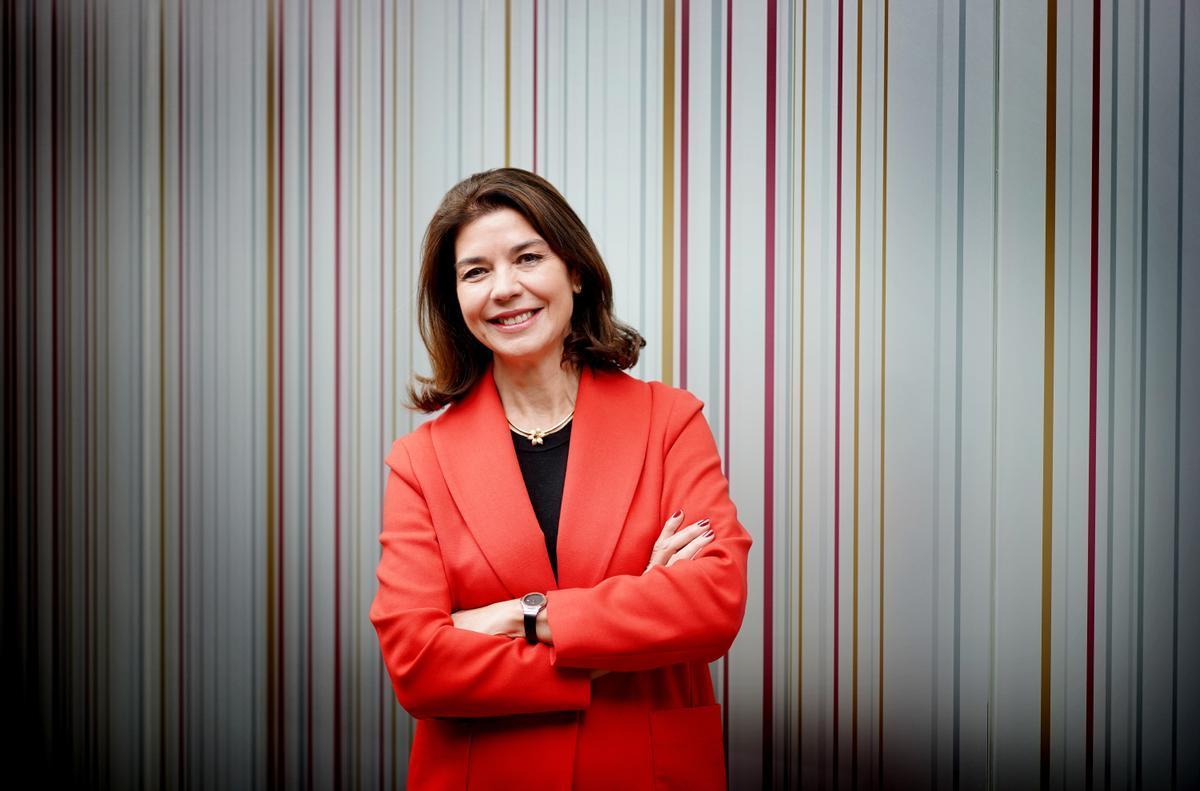 Carmen Becerril es presidenta del Operador del Sistema Eléctrico (OMIE) y de la Asociación de Mujeres de la Energía (AEMENER)