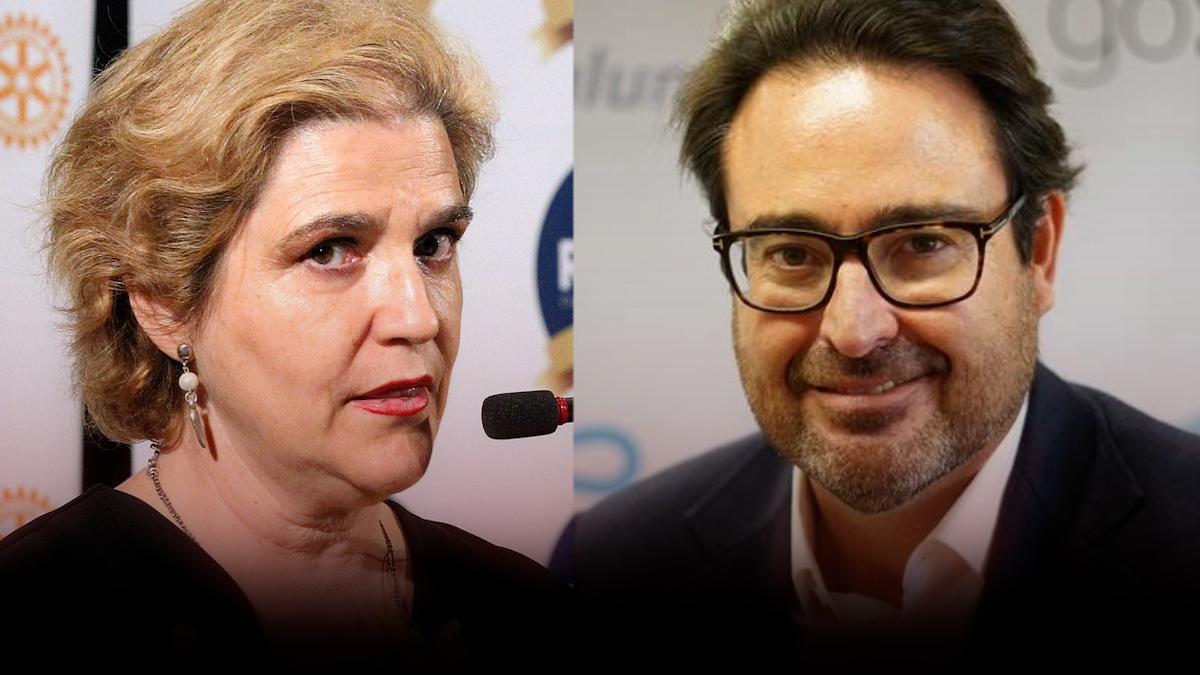 Pilar Rahola llama a David Madí para preguntarle qué pasa con TV3 (primera parte)
