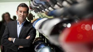 Alejandro Mesonero-Romanos, ya exjefe de diseño de Dacia