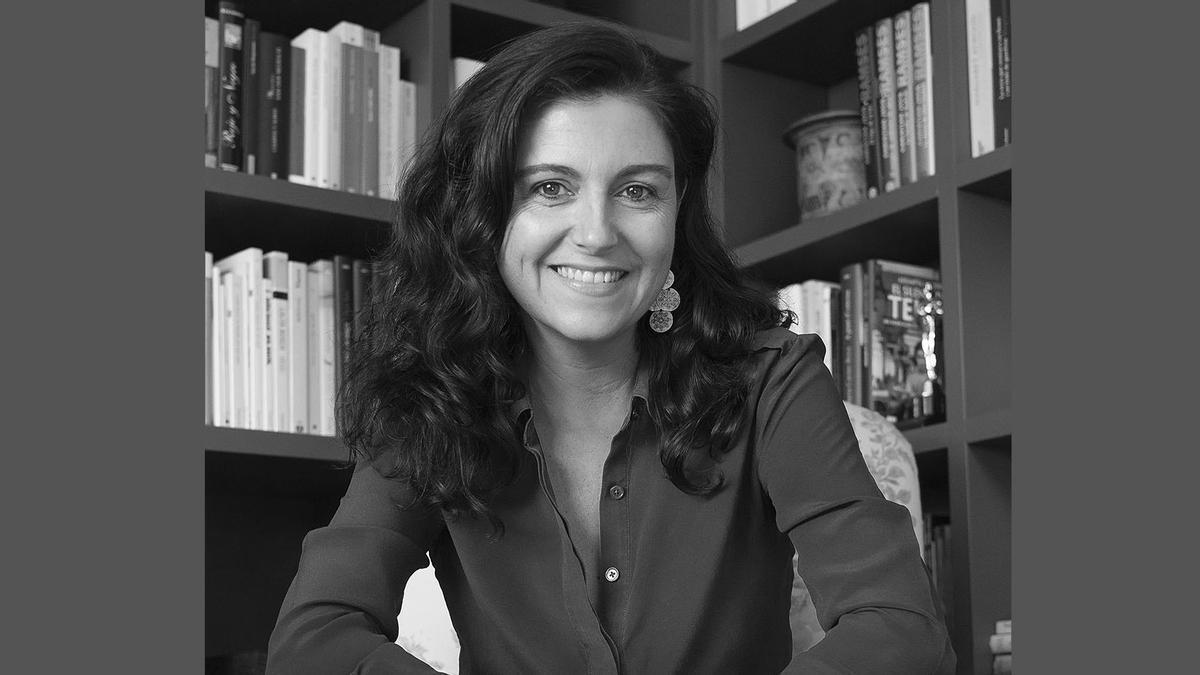 La escritora barcelonesa Tània Juste.