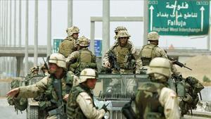 El secretari de Defensa dels EUA nega una retirada de l'Iraq