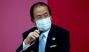 Tokyo 2020 CEO Toshiro Muto.