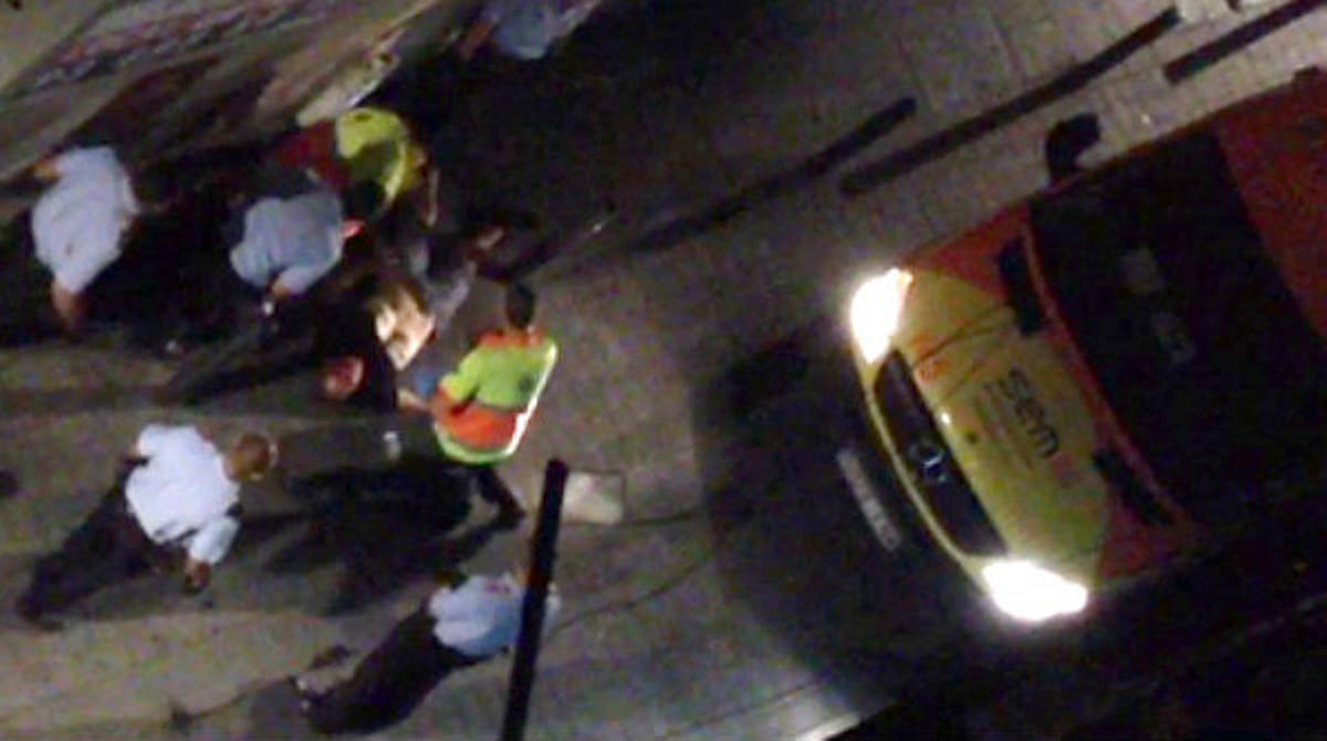 Nuevos vídeos ofrecen detalles sobre la violenta detención de Benítez