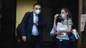A la banqueta un ex alt càrrec de la Generalitat per espiar un empleat