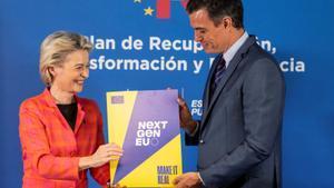 La reforma laboral i les pensions condicionaran els fons europeus del 2022 i 2023