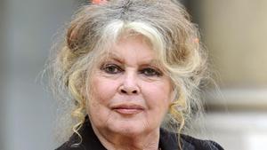 La actriz Brigitte Bardot.