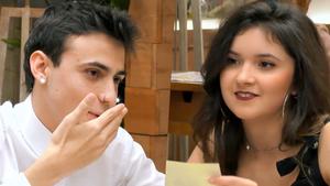 La gran sinceritat de Jon a 'First dates': «¡Quina merda de cita!»