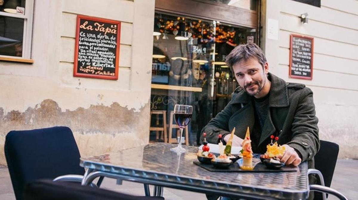 Ignasi Dalmases, en la de Blai 9.