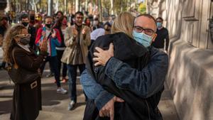 Josep Costa, detingut per no haver-se presentat davant la jutge que investiga la Mesa del Parlament