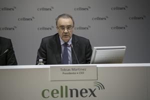 Cellnex espera poder ofrecer en el 2019 cobertura de red de internet de las cosas al 90% de los suizos.