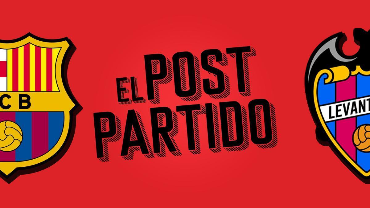 El post partido del Barça - Levante: Ansu Fati levitó.