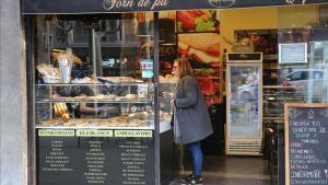 Una de las tiendas de Granier en Barcelona, en la Diagonal.