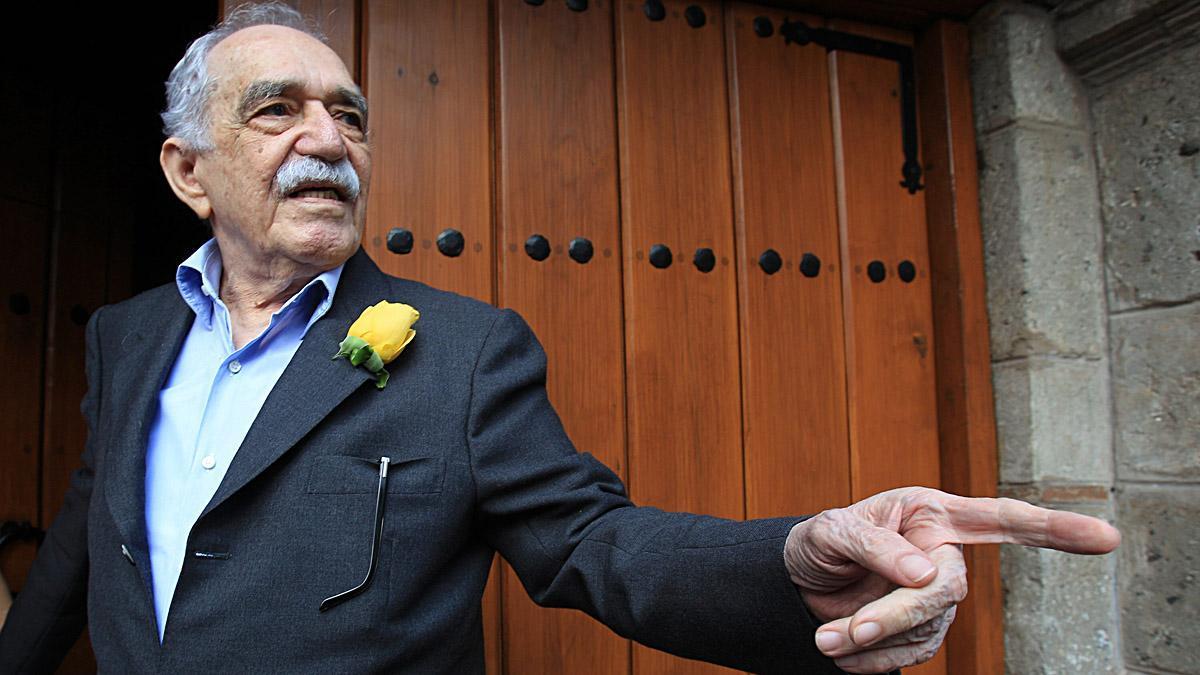 Biografía de Gabriel García Márquez.