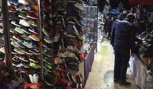 Nador, el mercat de les falsificacions que es venen en el 'top manta'