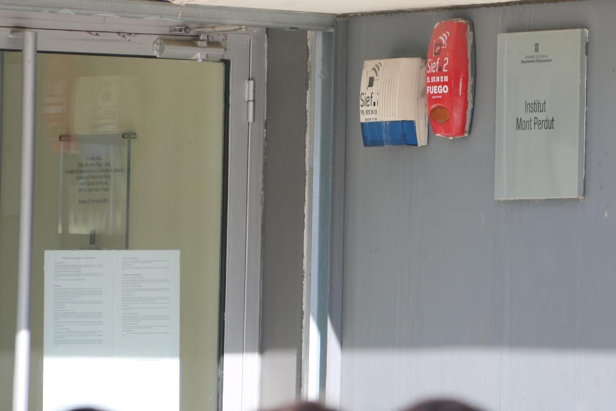 Terrassa pone más vigilantes ante el incremento de robos en escuelas e institutos de la ciudad