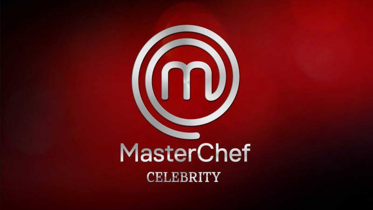 Logo de 'Masterchef Celebrity'.