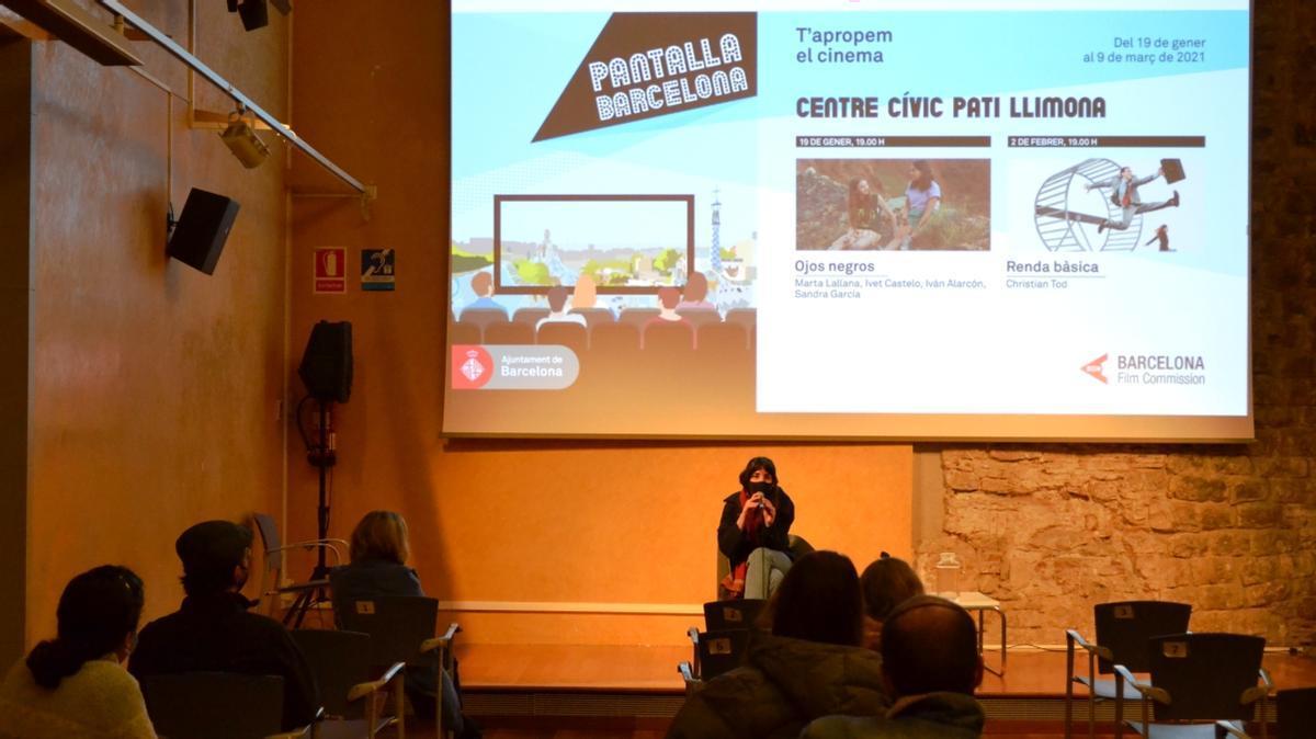 Imagen de la edición del año pasado de Pantalla Barcelona.