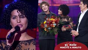 Algunos de los momentazos de la semifinal de 'Tu cara me suena 8'.